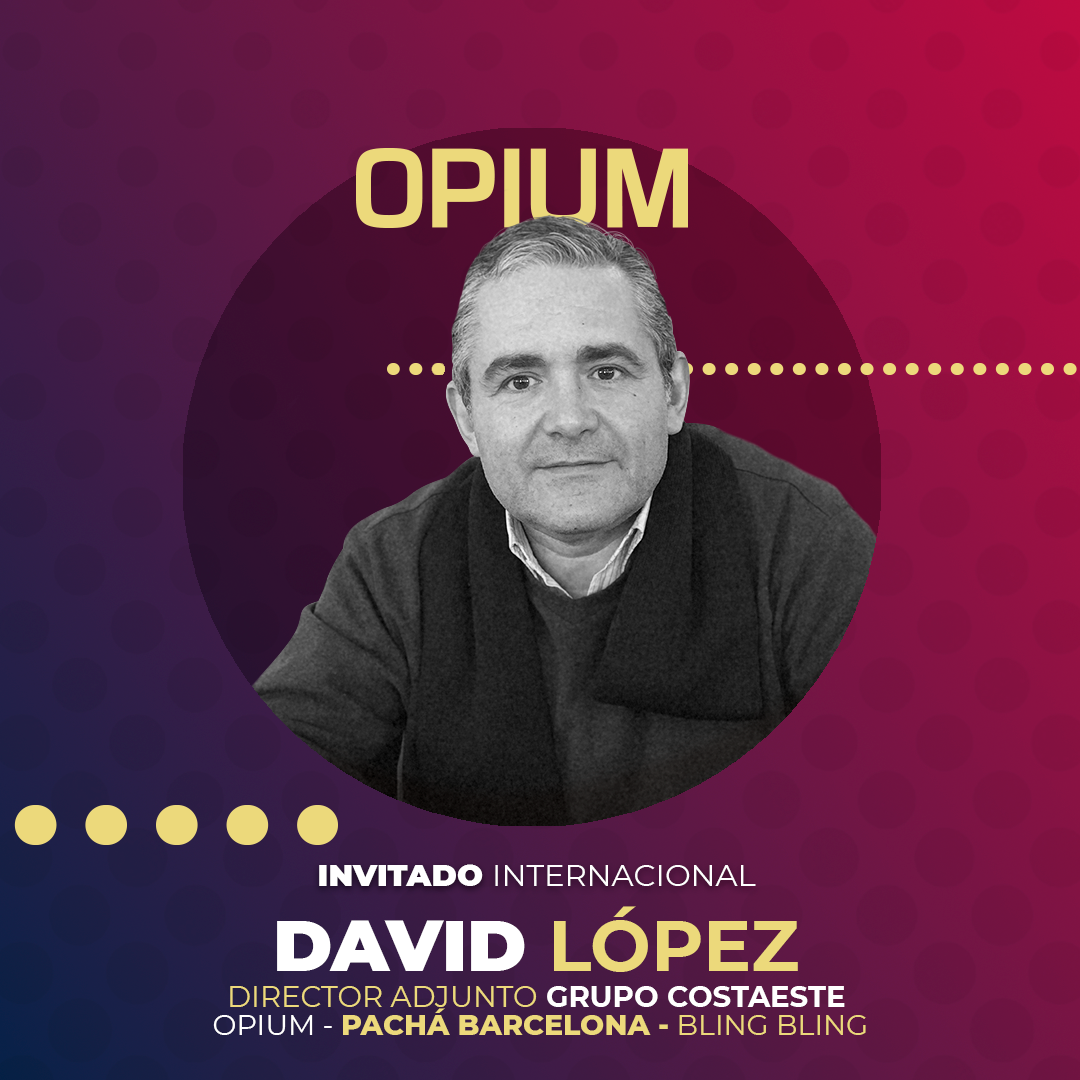 David López, director adjunto del grupo Costa Este